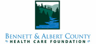 Bennett & Albert County Hospital Foundation Logo